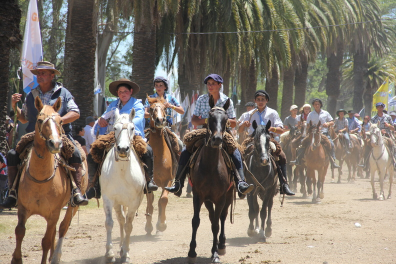 The Parade of Cowboys and Horses.JPG