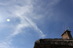 Chemtrail in Uruguay one 9-10-2014