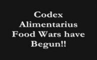 Food Codex War From The Great UN 666