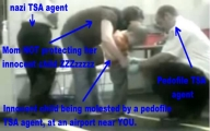 T.S.A. (totally satanic agency) THESE ARE THE TERRORISTS