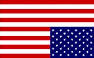 """Section 8a. """"The flag should never be displayed with the union down, except as a signal of dire distress in instances of extreme danger to life or property."""""""