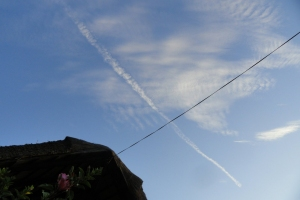 Chemtrails and Geoengineering in Uruguay