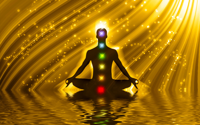 Chakra Energy Centers 1of3