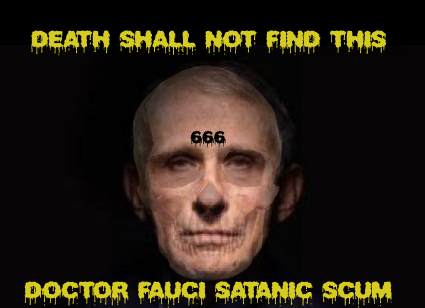 """""""doctor"""" ANTHONY FAUCI – A Lifetime of Mass Murder !!!"""