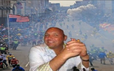 Super Witness Steve Silva – Shill Witness to 911 and Boston Psy-Ops