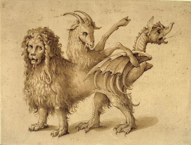 As In The Days of Noah – Chimera Evidence