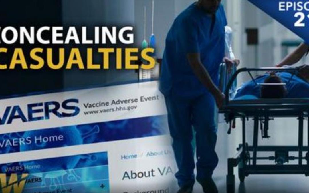 100,000 Covid Vaccine Murders Per Month In The USA…so far