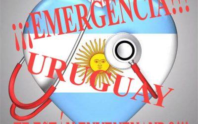 EMERGENCIA – URUGUAY !!!