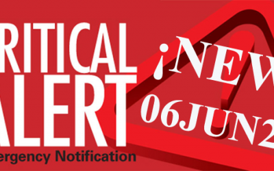 """CRITICAL ALERT – 1244 11AUG2021 – !!! EAS """"exercise"""" HIGH PROBABILITY GOING LIVE !!! CALL TO STOCK UP ALL SUPPLIES NOW !!! HERE COMES THE ANTICHRIST !!!"""