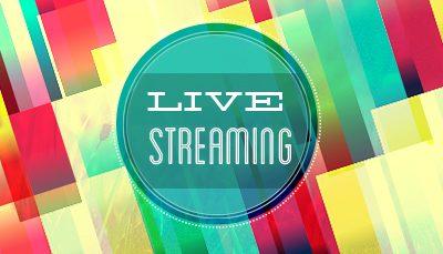 Live Stream This Saturday @ 1400 EST